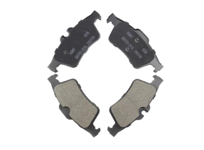 碳基半金属型盘式制动片